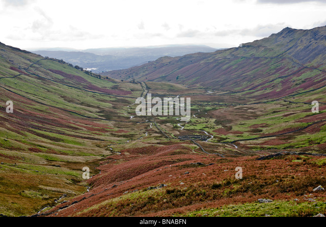 Scandale Fell, Lake District. - Stock Image