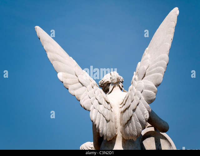 Detail of ornate statue on bridge on Unter den Linden in Mitte Berlin Germany - Stock Image