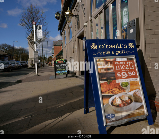Oneills Manchester City Centre