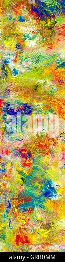 Abstract Painting - Stock Image