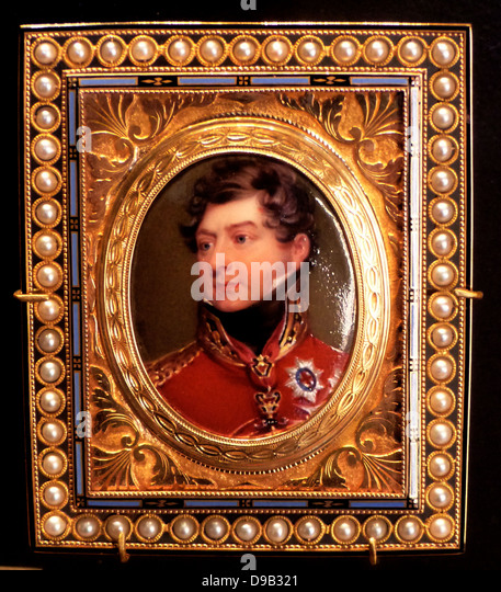 george iv the prince regent 1811 1820 George, prince of wales, prince regent and later king george iv  from feb  1811 until his coronation as king george iv jan 1820 and.