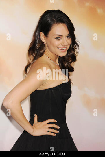 mila kunis stock photos mila kunis stock images alamy. Black Bedroom Furniture Sets. Home Design Ideas