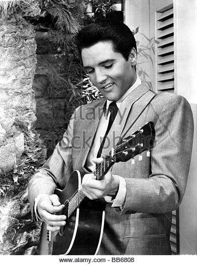Biography Of Elvis Presley (Gospel Artist)