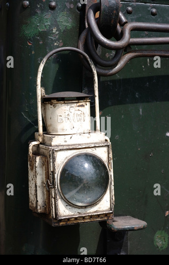 Railway Lamp Stock Photos Railway Lamp Stock Images Alamy