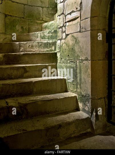 Spiral Staircase Castle Stock Photos Amp Spiral Staircase
