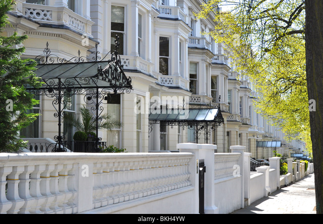 Luxury London Homes Stock Photos Luxury London Homes