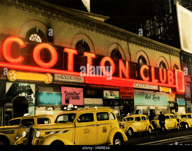 Cotton Club Stock Photos Amp Cotton Club Stock Images Alamy