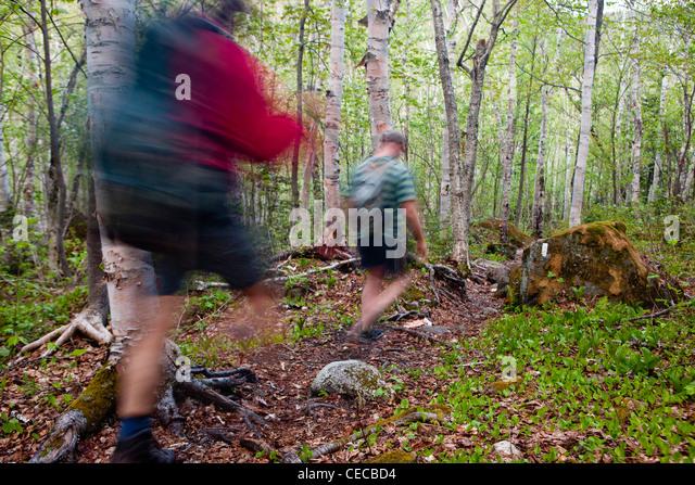 Backpacking the Appalachian Trail in North Carolina