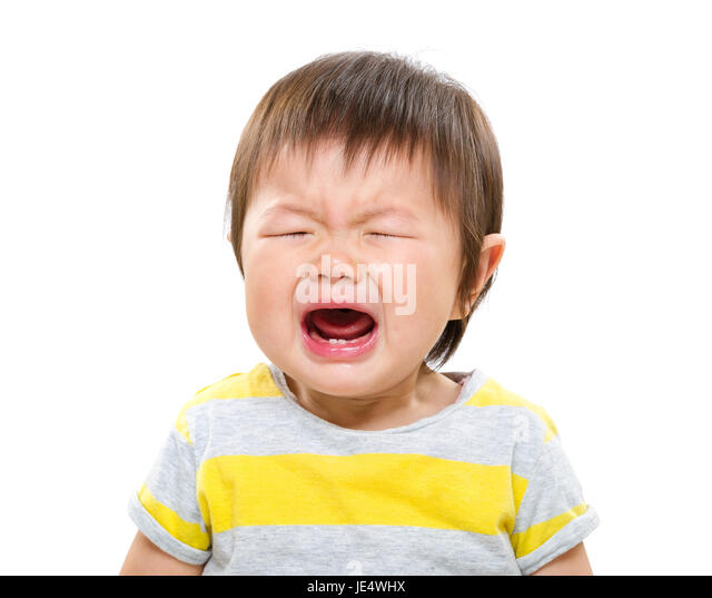 how to stop a cry baby toddler