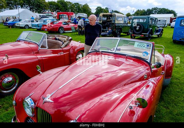 Biggar Car Show