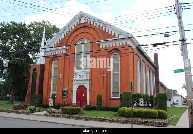 Saint John Avenue Staten Island Ny