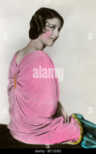 Loretta Young, American actress, c1930s(?). - Stock Image