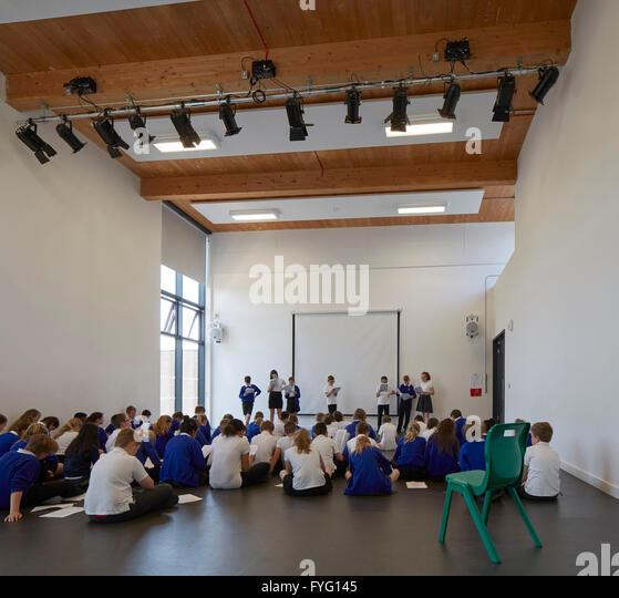 Remarkable, rather multi purpose demonstration school