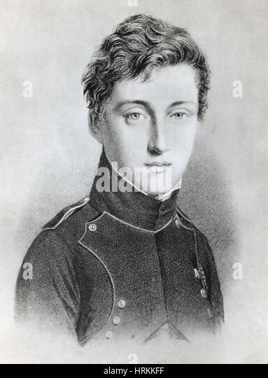 Nicolas Leonard Sadi Carnot, French Physicist - Stock Image