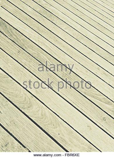 Full Frame Shot Of Wooden Plank - Stock-Bilder