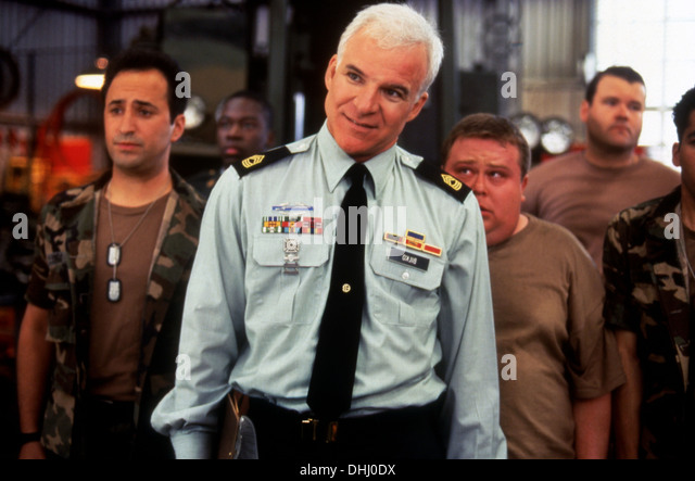 SGT BILKO (1996) STEVE MARTIN JONATHAN LYNN (DIR) 007 MOVIESTORE COLLECTION LTD - Stock Image