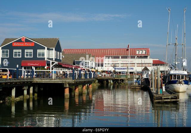 Restaurants Fisherman S Wharf Richmond Bc