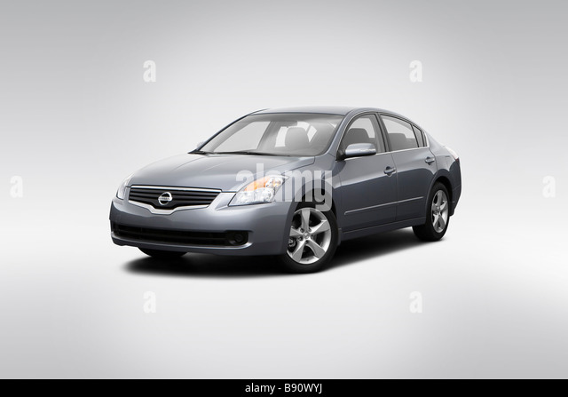nissan altima stock photos nissan altima stock images alamy. Black Bedroom Furniture Sets. Home Design Ideas