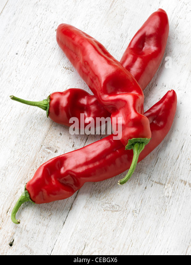 Sweet peppers - Stock Image
