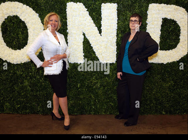 Deborah Meaden launches Dot London, the new web domain name for London, at New Covent Garden Market  ***THIS SET - Stock Image