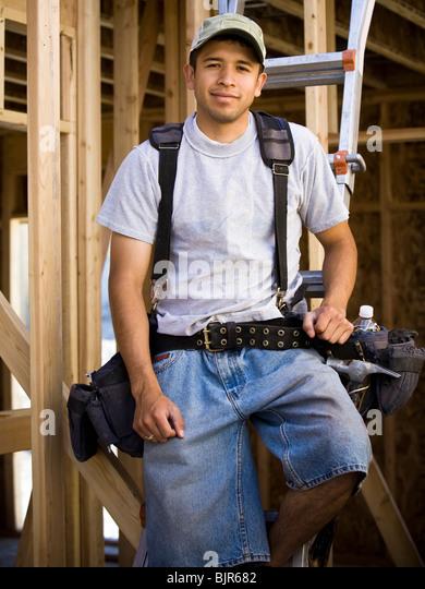 construction worker - Stock-Bilder