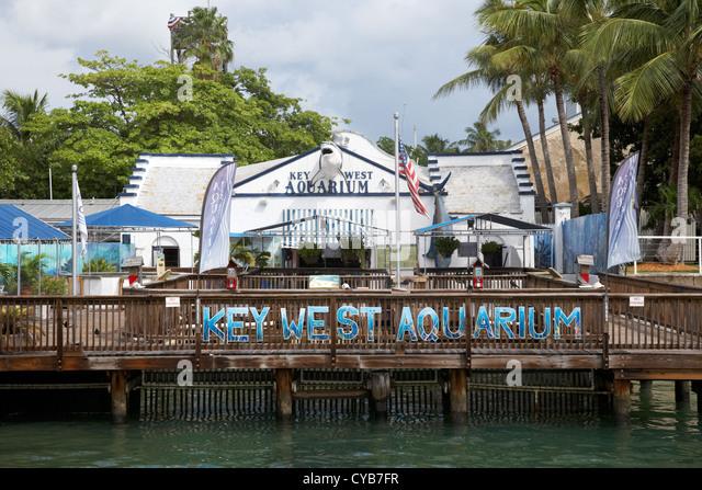 Key West Aquarium Stock Photos Key West Aquarium Stock Images Alamy