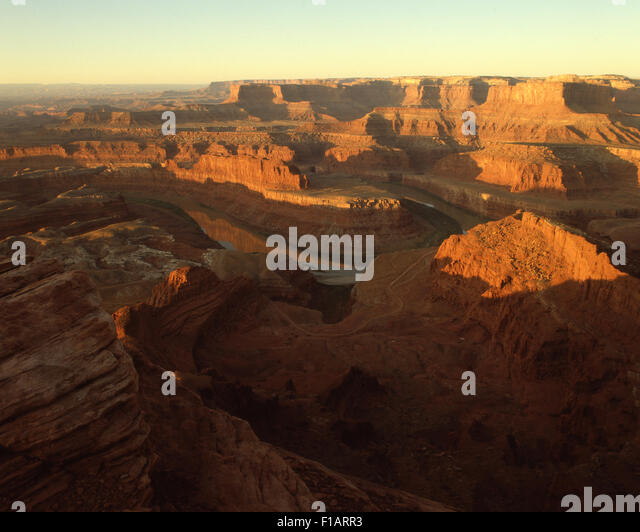 Dead Horse Point State Park - Stock Image