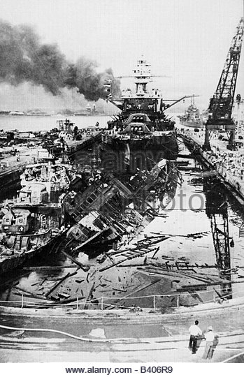 Mass hysteria in america after the pearl harbor attack during world war ii