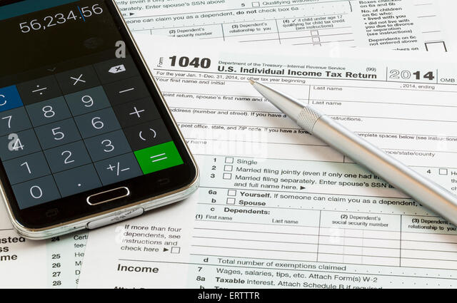 1040 tax forms stock photos 1040 tax forms stock images for 1040 tax table calculator