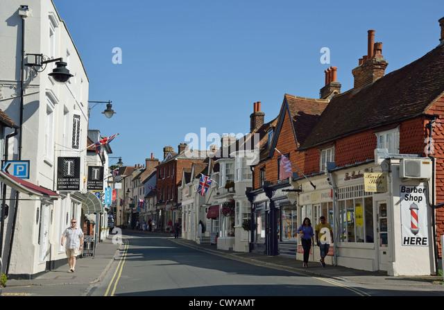 Dorking United Kingdom  city photos gallery : Dorking Town Surrey Stock Photos & Dorking Town Surrey Stock Images ...