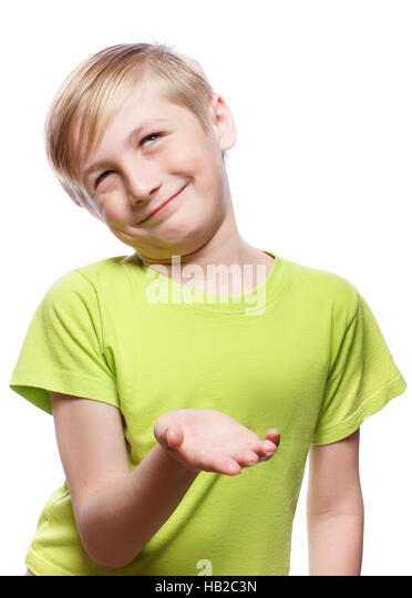 Distrust, doubt, skepticism - Stock Image