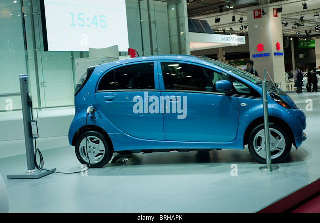 small electric car stock photos small electric car stock images alamy. Black Bedroom Furniture Sets. Home Design Ideas
