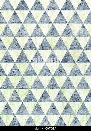 Backgrounds of Triangle Pattern - Stock-Bilder