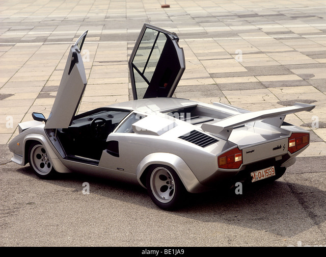 countach stock photos countach stock images alamy. Black Bedroom Furniture Sets. Home Design Ideas