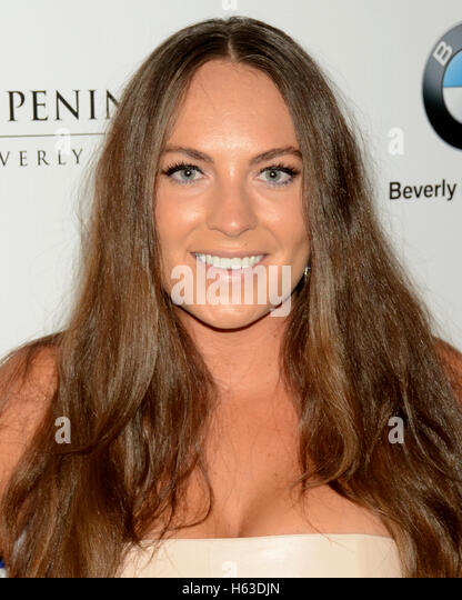 Jessie McLachan attends the Primetime EMMY Awards: Bellafortuna Toasts The EMMYS: A Celebration Of Diversity - Stock-Bilder