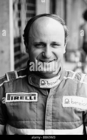 Driver Corrado Fabi Career Statistics