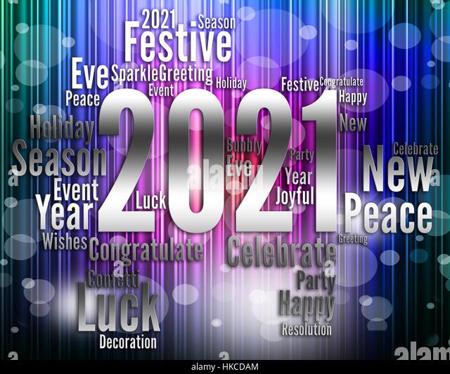 Happy New Year 2021 Stock Photos & Happy New Year 2021 ...