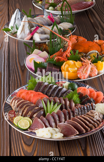 Sawachi Cuisine - Stock Image