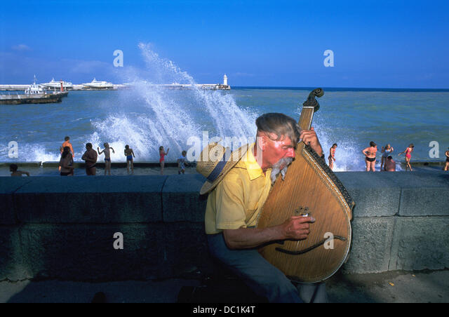 Crimea. Ukraine - Stock Image