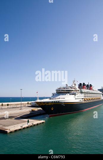 Disney Cruise Ship Stock Photos Amp Disney Cruise Ship Stock