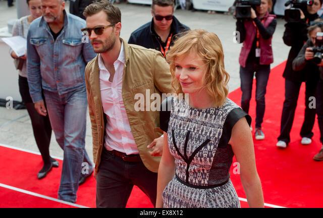 Karlovy Vary, Czech Republic. 9th July, 2015. Karlovy Vary, Czech Republic. 9th July, 2015. Northern Irish actor - Stock-Bilder