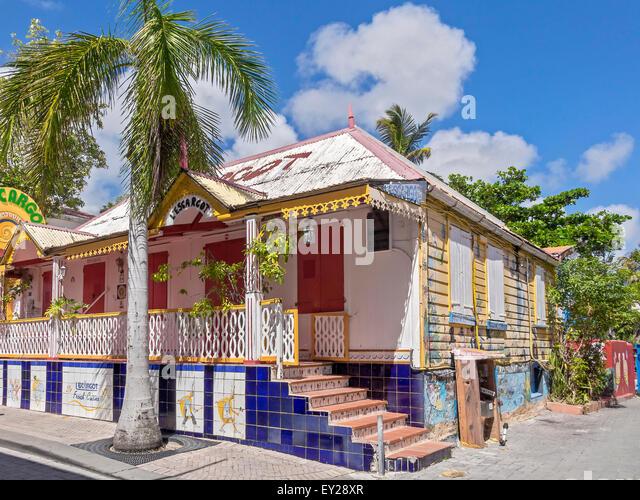 Front Street Cafe St Maarten
