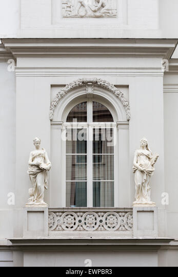Museum of Fine Arts, Brussels, Belgium - Stock Image