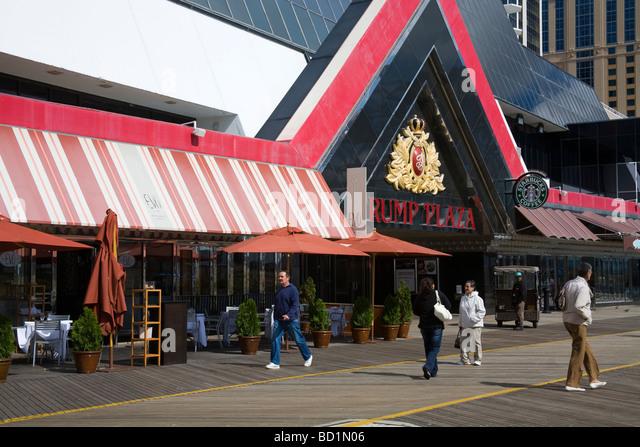 Trump plaza casino jersey city