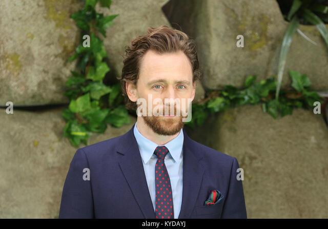 London, UK. 14th January, 2018. Tom Hiddleston, Early Man - World premiere, BFI IMAX, London UK, 14 January 2018, - Stock Image