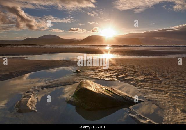 Warebeth Beach, Orkney isles - Stock Image