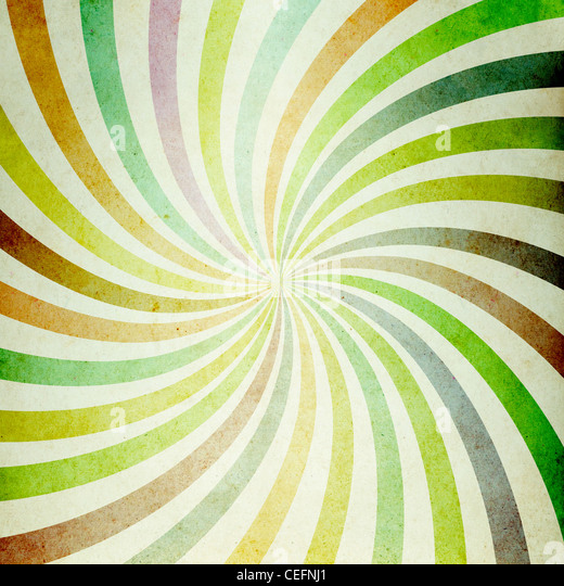 Decorative retro background paper. Style 80s colors and ornaments - Stock-Bilder