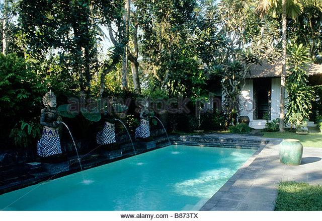 Indones stock photos indones stock images alamy for Green garden pool jakarta