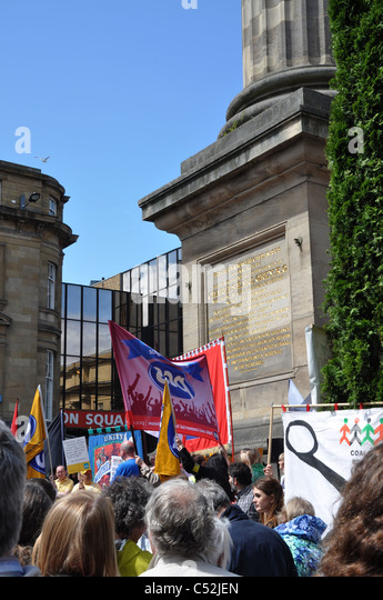 Strike action - Stock Image