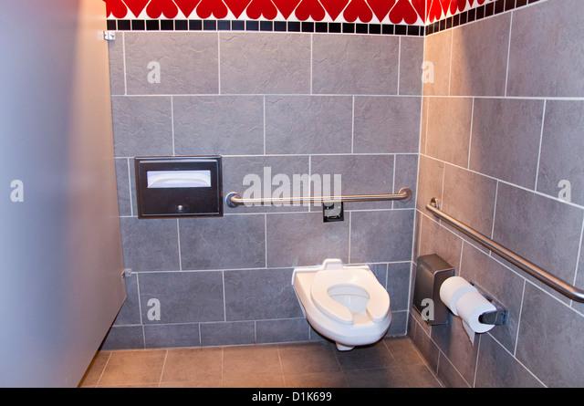 Handicap Toilet Stock Photos Amp Handicap Toilet Stock